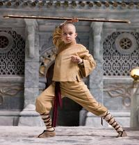 Live-action Avatar Aang