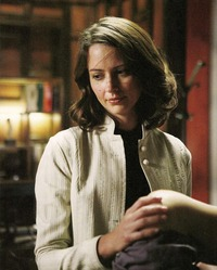 Amy Acker in Dollhouse